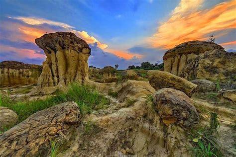 bukit jamur  menawan azana sapta nawa resort  gresik