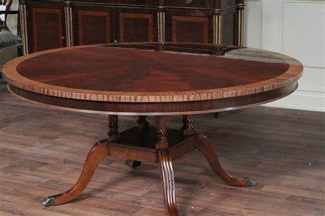 flame mahogany dining room table  hickory chair