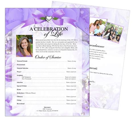 Funeral Service Sheet Template by 12 Best Cards Funeral Templates Programs Images On