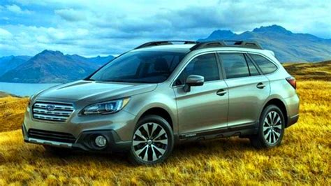 2019 Subaru Outback Redesign, Changes And Rumors Autos