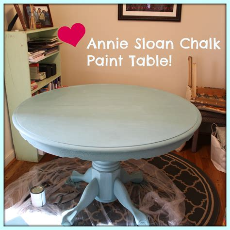 chalk paint dining room table gypsy soul