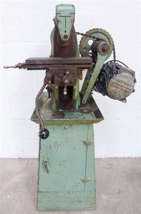 centec  horizontal mill pennyfarthing tools