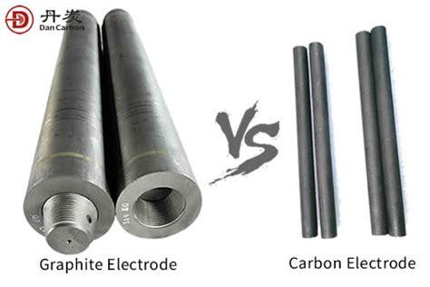 difference  graphite electrode  carbon electrode dancrabon