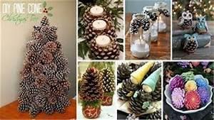 Weihnachtsdeko Für Draussen Selbst Gemacht : weihnachtsdeko selber machen naturmaterialien tannenzapfen deko basteln und das haus sti youtube ~ Orissabook.com Haus und Dekorationen