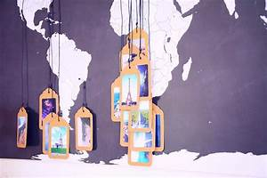Fotos Aufhängen Schnur : mural de viagens blog tecnisa ~ Sanjose-hotels-ca.com Haus und Dekorationen