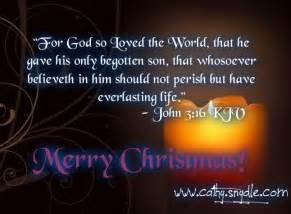 Religious Christmas Bible Quotes