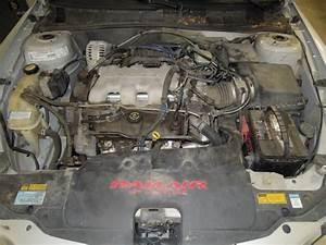 2001 Pontiac Grand Am Engine Motor 3 4l Vin E  20231515