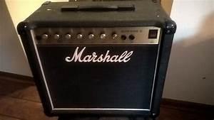 Marshall 5203 Reverb 30 Guitar Amp 12 U0026quot  Celestion G125