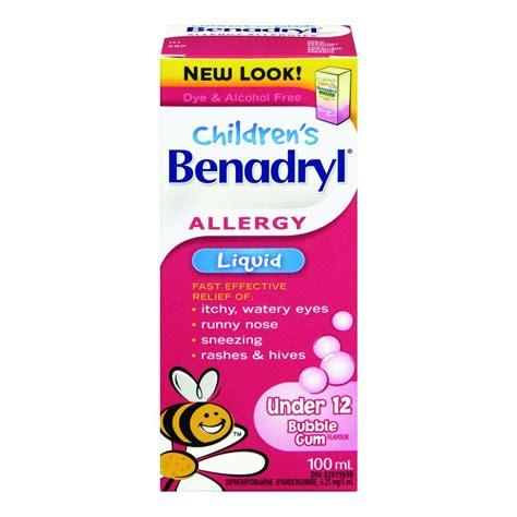 Untitled Benadryl And Digestive Allergies