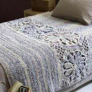 Magnolia Crochet Afghan from Lion STYLESIDEA