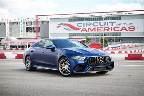 The gt boasts lithe handling, sizzling engine performance, a comfortable interior, and intuitive tech features. 2019 Mercedes-AMG GT 4-Door Coupe Review - AutoGuide.com