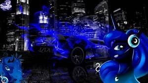 Princess Luna Gamer (desktop) Need for Espeed by ...