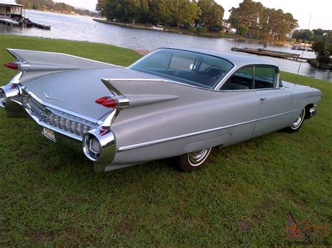 1959 Cadillac 2 Door Sport Coupe With A/c