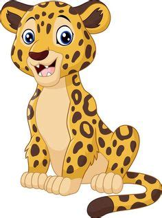 Cartoon cheetah Cheetah Pinterest Cartoon Cheetah