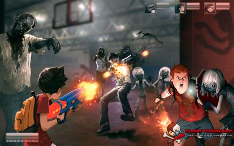 zombie playground concept game zombies action chan jason rpg into rap 3d battle early zpg starring turns gore link inc