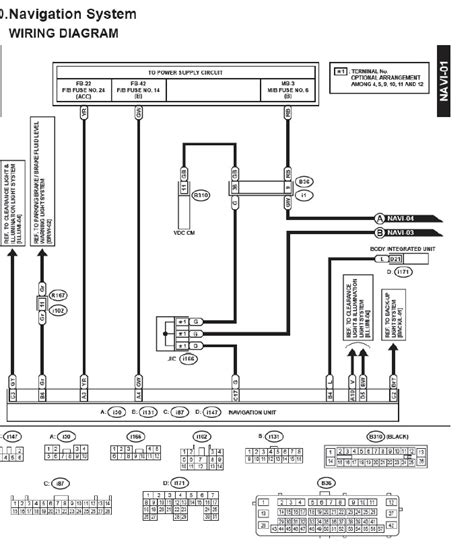 Outback Wiring Diagram by 2013 Audio Nav Wiring Diagram Page 2 Subaru Outback