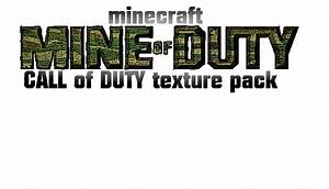 Mine of Duty (Call of Duty) Texture Pack - Azminecraft.info