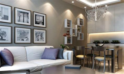 Wandgestaltung Mit Bildern by Wandgestaltung Mit Bildern Im Wohnzimmer 25 Ideen
