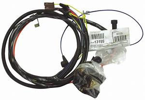 M U0026h 1965 Chevelle Engine Harness 327  L76  L79 Hei W  Gauges
