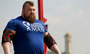 GET TO KNOW THE WORLD'S STRONGEST MEN 2015