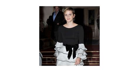 Pictures Emma Watson The Ritz Popsugar Celebrity