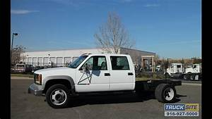 1995 Gmc 3500hd Crew Cab  U0026 Chassis For Sale By Truck Site