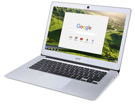 acer chromebook   aluminum body   screen
