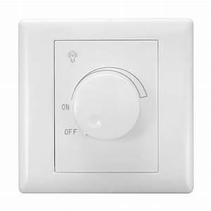 Led Dimmer Anschließen : ac110 220v white led dimmer switch adjustable controller led driver dimmer for dimmable panel ~ Markanthonyermac.com Haus und Dekorationen
