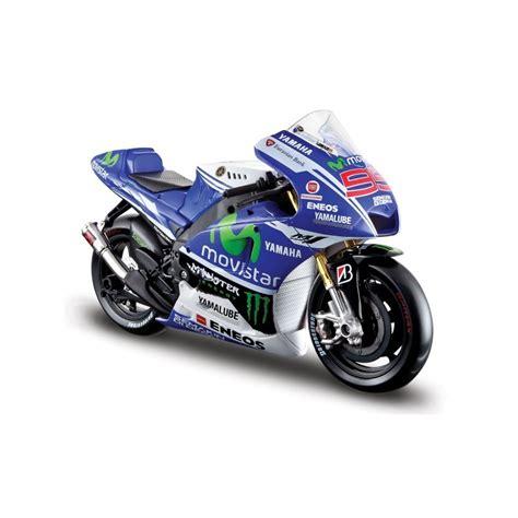 yamaha yzr m1 99 jorge lorenzo moto gp 2014 maisto 31586