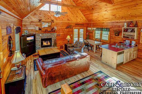 gatlinburg cabins sleepy bear