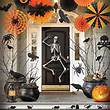 50 Cool Outdoor Halloween Decorations 2012 Ideas - family ...