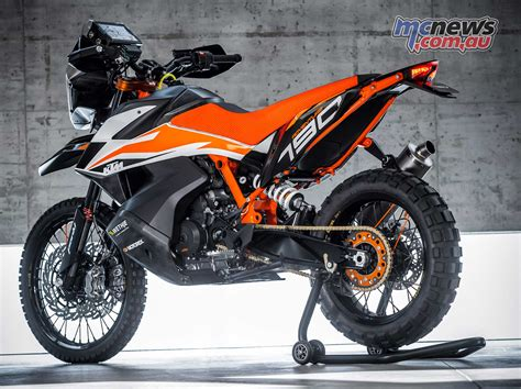 Ktm 790 Adventure R Looks Production Ready...