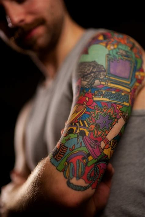 ultimate geek tattoo collection top design magazine