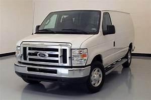 Buy Used 2012 Ford E250 Cargo Van Commercial Running