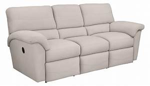 Reese la z timer full reclining sofa for La z boy sectional sofas
