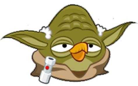 image yoda birdpng angry birds wiki fandom powered