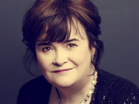 Susan Boyle On Her New Album, 'a Wonderful World', The