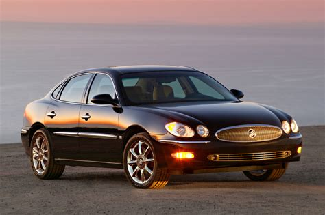 Buick 2005 Lacrosse by 2005 09 Buick Lacrosse Consumer Guide Auto