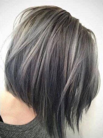 grey ashy hair hairbeauty hair styles transition