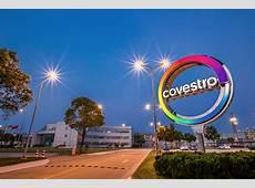 Covestro Integrated Site Shanghai