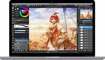 Medibang Paint Software Painting App Pc Windows