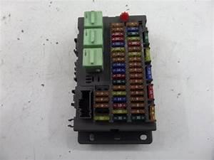 Mini Cooper S Fuse Box R53 00