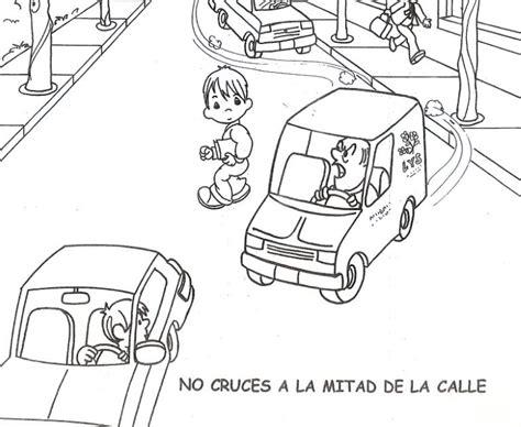 Collection of Imagenes Para Seguridad Para Colorear Im