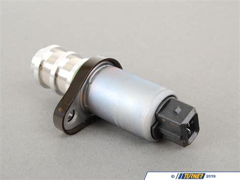 genuine bmw block oil valve