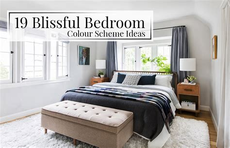 19 Bedrooms With Neutral Palettes by 19 Blissful Bedroom Colour Scheme Ideas The Luxpad