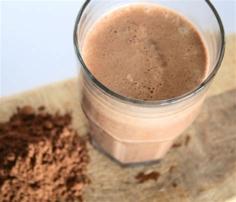 Homemade Protein Shakes Recipes with Protein Powder