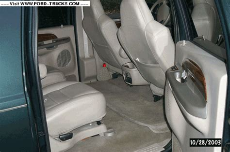 Ford Explorer Rear Captains Chairs by How To Slide 2nd Row Captains Chairs Ford Truck