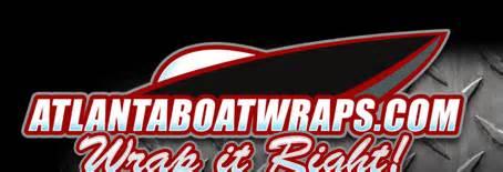 Boat Wraps Atlanta Ga by Atlanta Boats Wraps Boat Decals Boat Lettering Custom