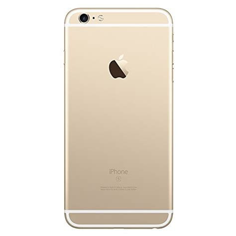 apple iphone 6s plus gsm unlocked 64 gb gold refurbished