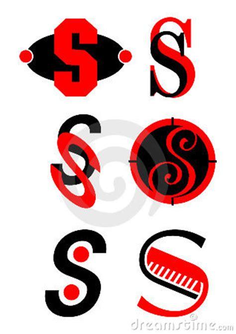 vector alphabet  logos  icons stock  image